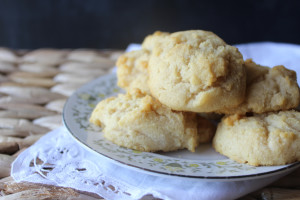 Nut-Free Paleo Biscuits- Fluffy and Light and Perfect for Breakfast!