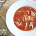 Are you tired of eating the same ol' soups on the GAPS intro diet? Change it up with this flavorful, nourishing chicken enchilada soup!