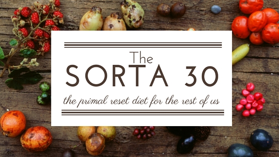 The Sorta 30 from The Family That Heals Together