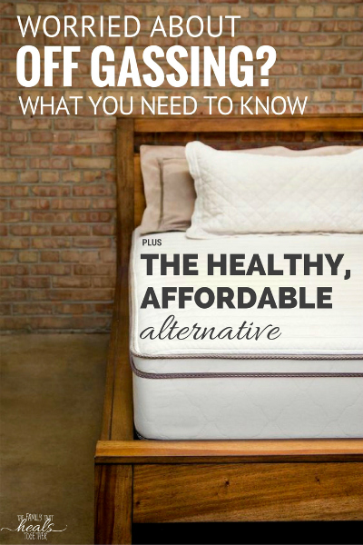 Off Gassing & Mattresses: What You Need to Know | The Family That Heals Together