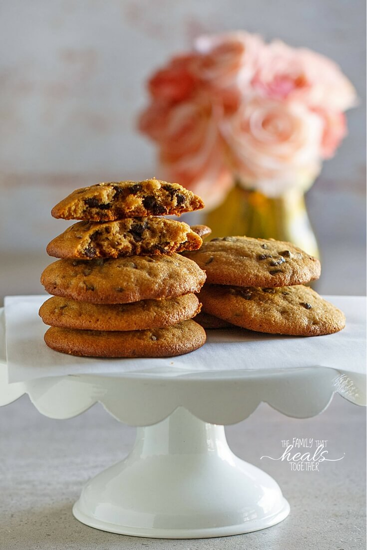 The Best Paleo Chocolate Chip Cookies from the Family That Heals Together