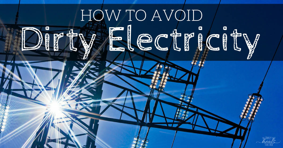 How to Unplug: Decreasing Your Exposure to Dirty Electricity   The Family That Heals Together