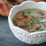 Easy Clam Chowder Recipe (In The Instant Pot!)   Paleo   AIP   Whole30   The Family That Heals Together
