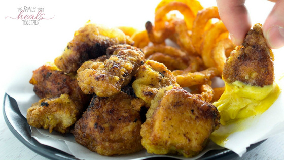 Copycat Chick Fil a Nuggets (Paleo & Grain-Free)
