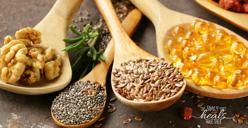 Are Chia Seeds and Flax Seeds Really Healthy? The Truth About Essential Fatty Acids | The Family That Heals Together