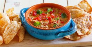Dairy Free Queso Dip Recipe | The Family That Heals Together