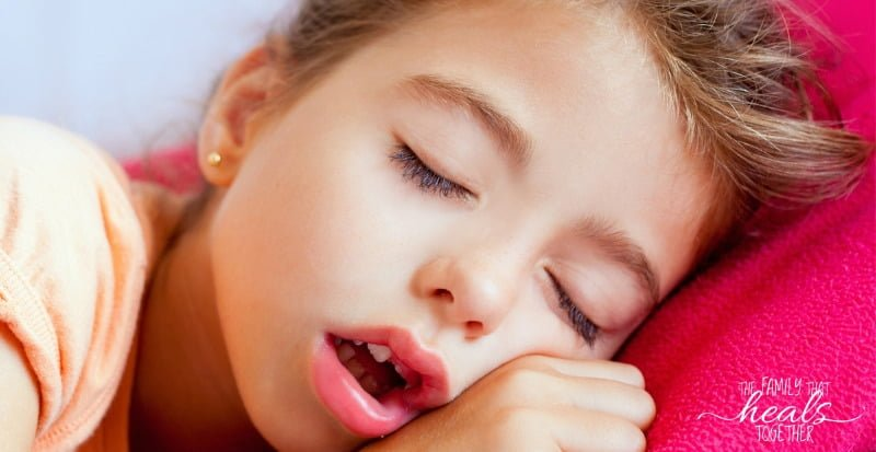 Mouth Breathing in Children - Should You Be Concerned? (The effects of mouth breathing) | The Family That Heals Together