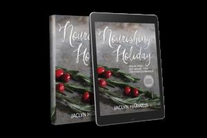 Nourishing Holiday Mockup