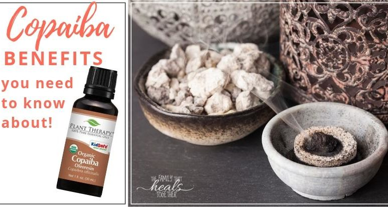 Copaiba Benefits You Need to Know About | The Family That Heals Together