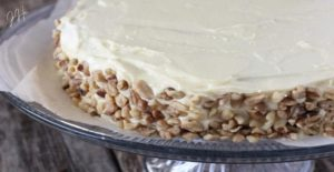 Healthy Carrot Cake Recipe (GAPS / Paleo Carrot Cake) | Jaclyn Harwell