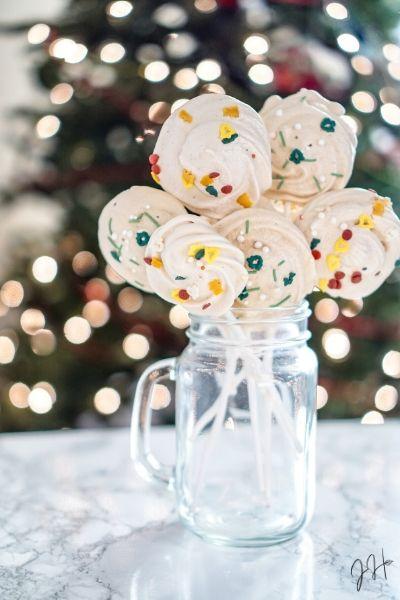 Paleo Meringue Cookie Recipe | Jaclyn Harwell